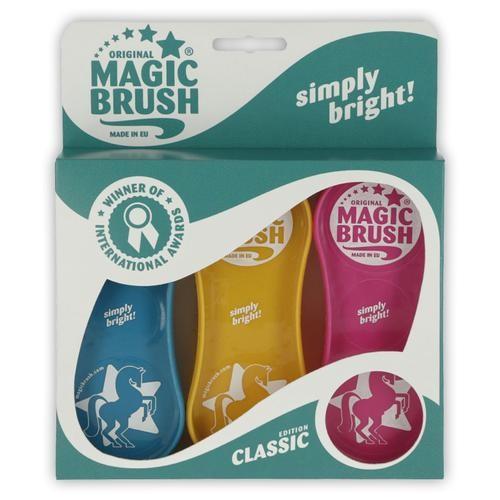 Magic Brush Soft Fellbürste Set