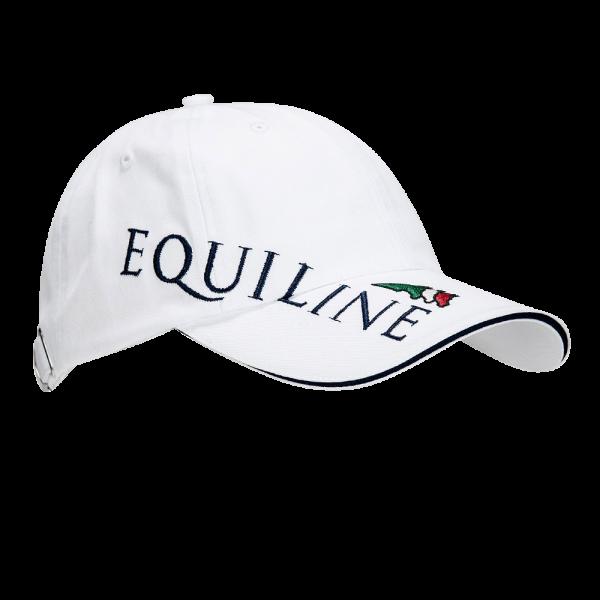 Equiline Cap weiß unisex