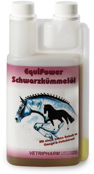 Vetripharm EquiPower Schwarzkümmelöl