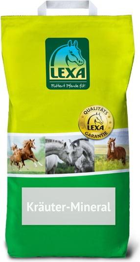 Lexa Kräuter-Mineral 4,5kg
