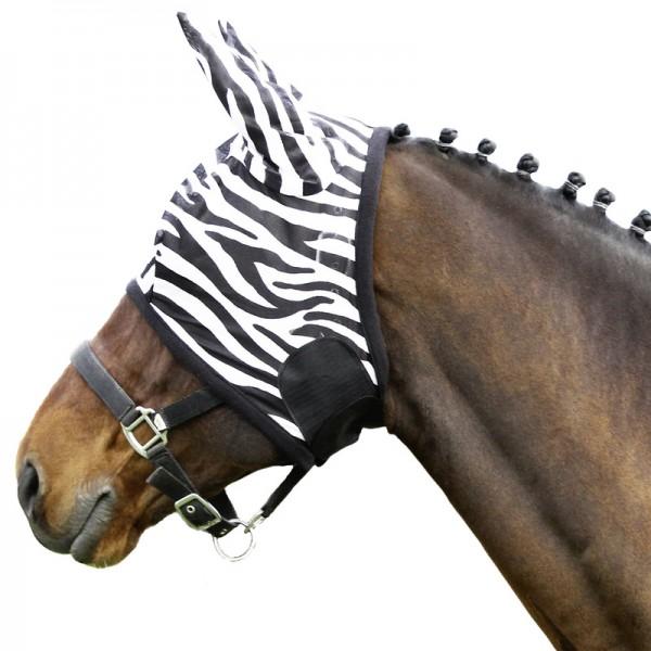 Euroriding Fliegenmaske Zebra