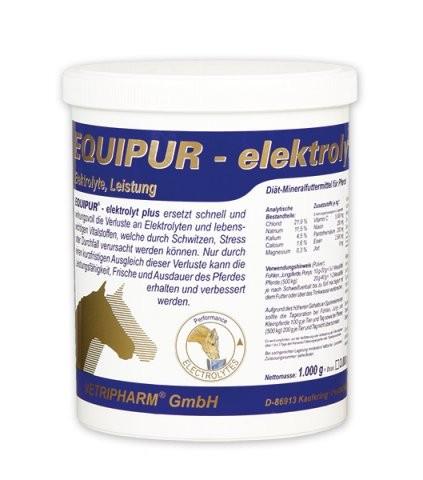 Vetripharm EQUIPUR - Elektrolyt plus 1kg