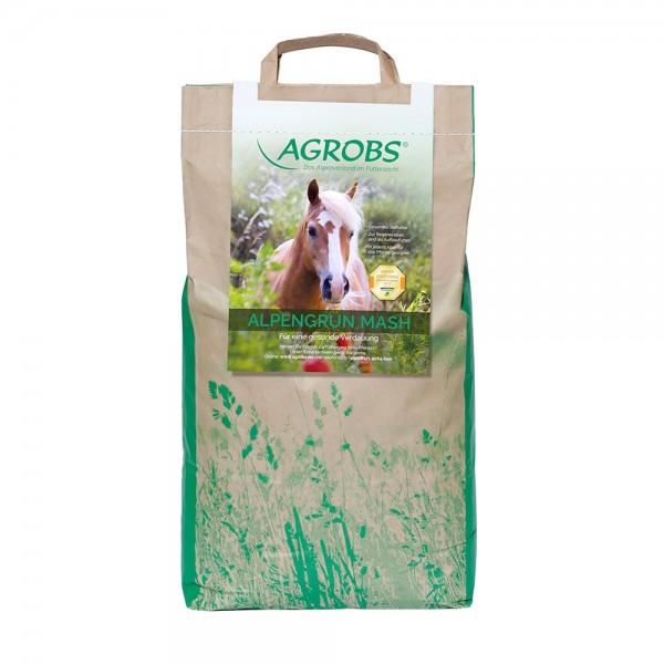 Agrobs AlpenGrün Mash 5kg Nachfüllbeutel