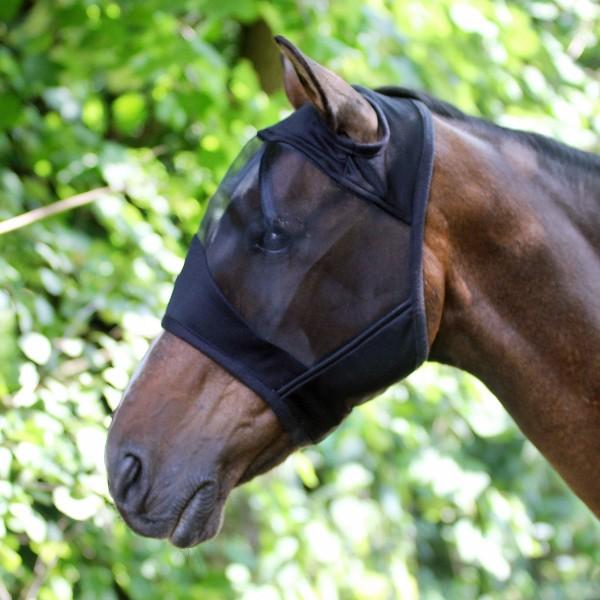 Euroriding Fliegenmaske Comfort ohne Ohren, ohne Nase