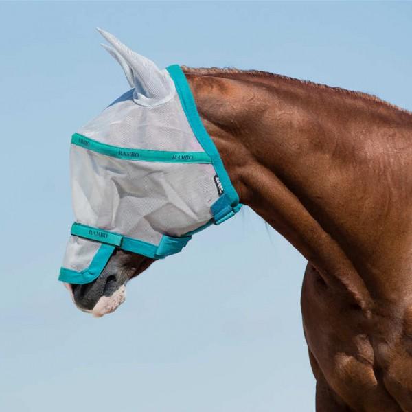 Horseware Rambo Plus Vamoose Fliegenmaske