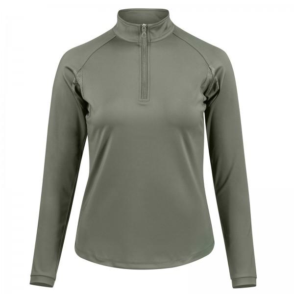 Horze Carolina Damen Langarm Trainingsshirt
