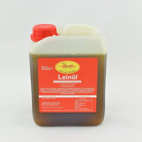 Horse Direkt Leinöl 5 Liter