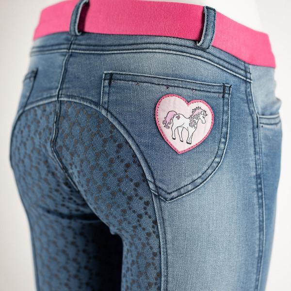 Horze Poppy Kids Jeans Reithose