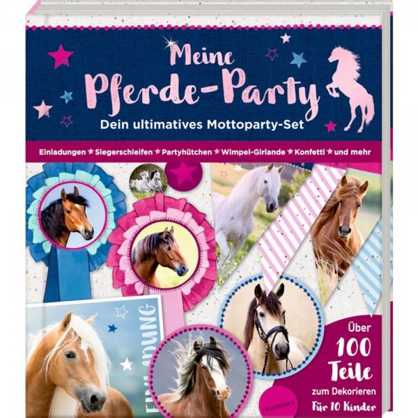 Meine Pferde Party Mottoparty Set