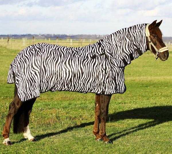 Euroriding Fliegendecke Zebra