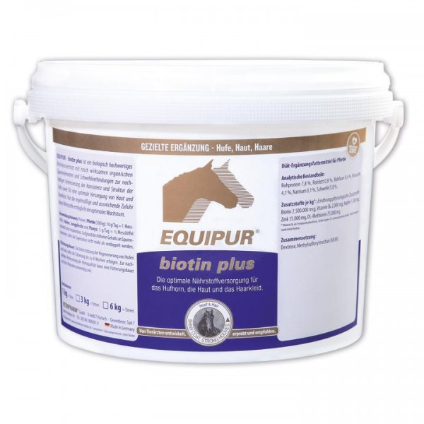 Vetripharm EquiPower Biotin Plus