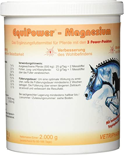 Equipower Magnesium 750g