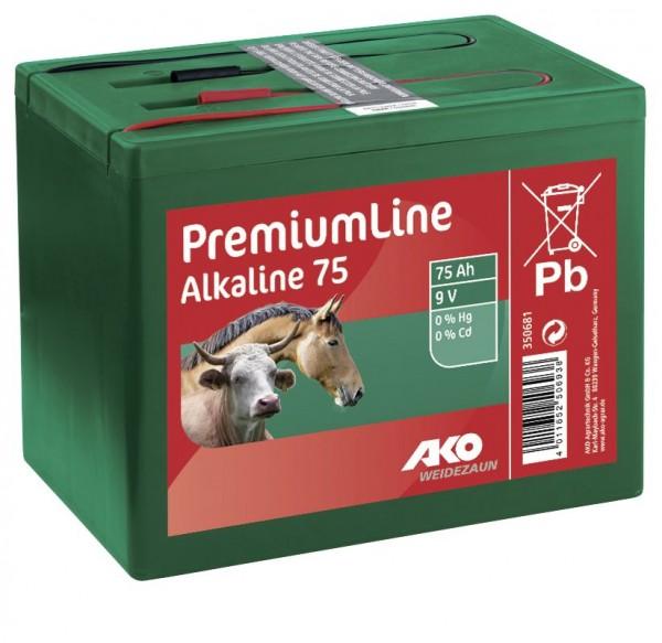 AKO 9 Volt Trockenbatterie