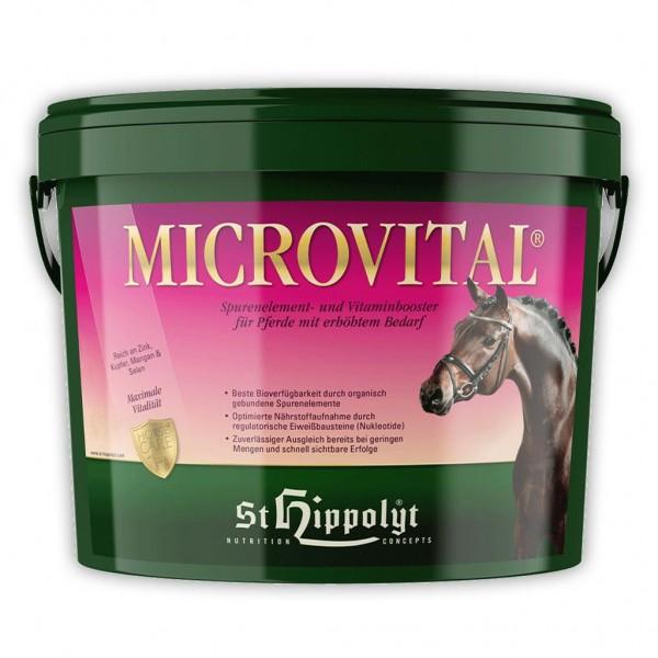 St. Hippolyt Microvital 3kg Eimer